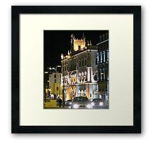 Lisbon.... Framed Print