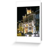Lisbon.... Greeting Card