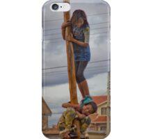 Cuenca Kids 637 iPhone Case/Skin