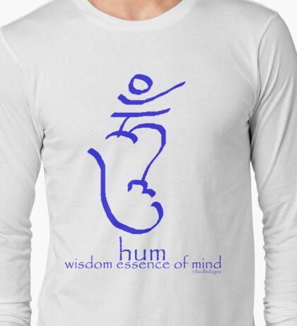 wisdom mind Long Sleeve T-Shirt