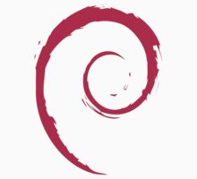 Debian Red T-Shirt