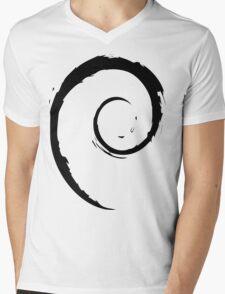 Debian Black T-Shirt