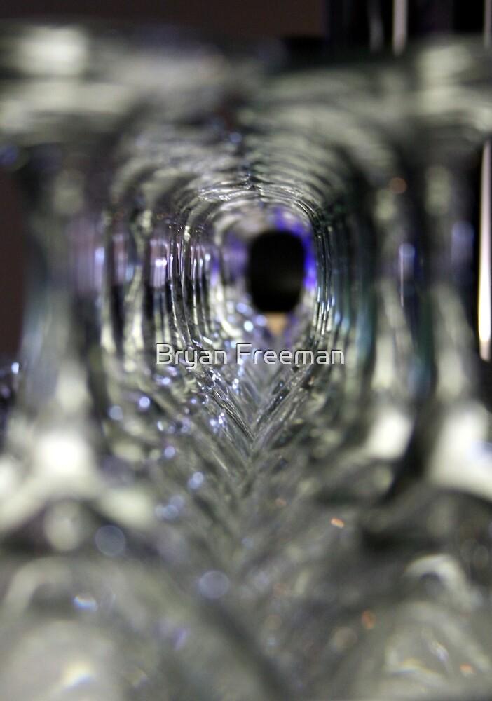 Glazed Tunnel Too by Bryan Freeman