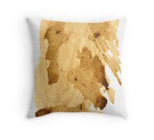 Elephound Throw Pillow