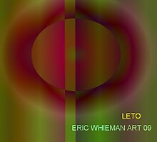 ( LETO )  ERIC WHITEMAN ART  by eric  whiteman