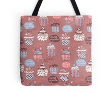 Sweet Cupcakes Tote Bag