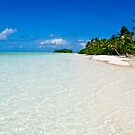 Scene of Serenity - Cocos (Keeling) Islands by Karen Willshaw