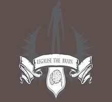 Legalise The Brain Unisex T-Shirt