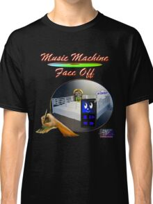 Music Machine Face Off Classic T-Shirt