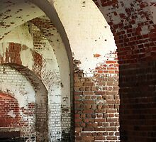 Fort Pulaski Arches ll by Julie's Camera Creations <><