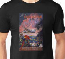 Fly Caribbean Vintage Unisex T-Shirt
