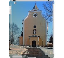 The village church of Berg bei Rohrbach I | architectural photography iPad Case/Skin