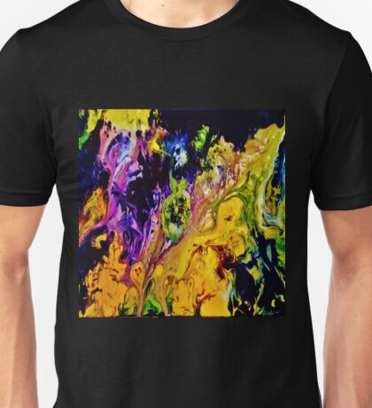 GOING WITH THE FLOW 2 Unisex T-Shirt