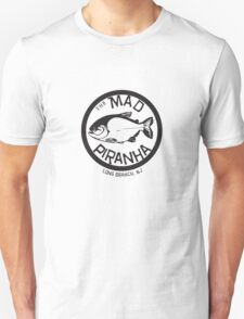 The Mad Piranha - Long Branch, NJ T-Shirt
