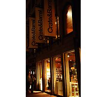 Crate And Barrel Photographic Print