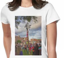 Cuenca Kids 639 Womens Fitted T-Shirt