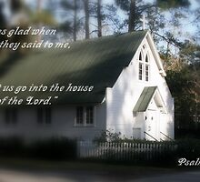 Psalm 122:1 by Julie's Camera Creations <><
