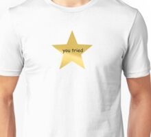 Gold Star Unisex T-Shirt