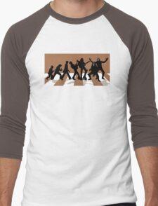 Immortal history of rock n roll ! Men's Baseball ¾ T-Shirt