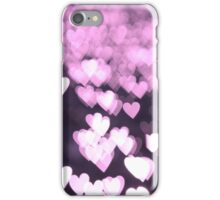 Hearts of Magenta - iPhone Case iPhone Case/Skin