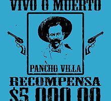 Pancho Villa by Vintagestuff