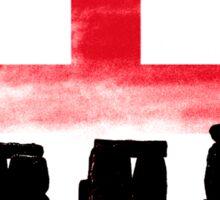 Englands Stonehenge Sticker