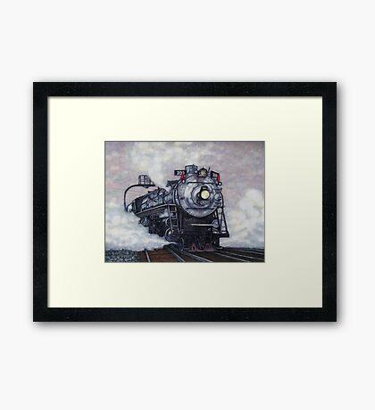 The Mighty Brooklyn 700 Framed Print