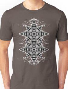 Geometric Mono Star Unisex T-Shirt