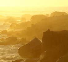 Camps Bay Sunset by Sturmlechner