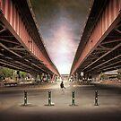 Steel city by Adrian Donoghue