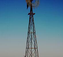 Arckaringa Station bore S.A. by Jeff Barnard