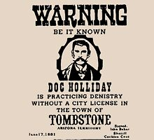 Doc Holliday Unisex T-Shirt