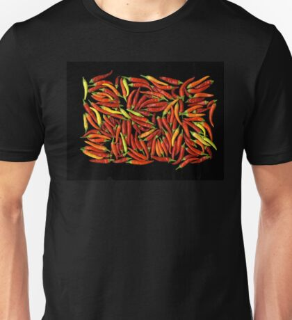 Chilli Peppers Unisex T-Shirt