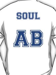 Ab Soul  Indigo College High School Jersey T-Shirt
