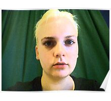 My New Hair - Film Grain Filter Poster