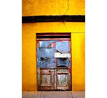 Door to Nowhere Photographic Print