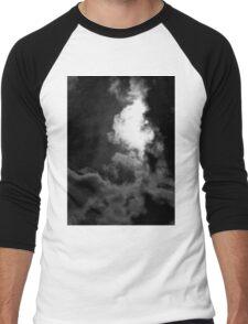Dark Side Of The Sun Men's Baseball ¾ T-Shirt