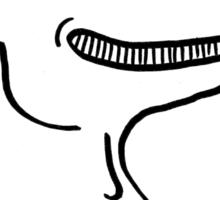 Unicorns on drugs Sticker