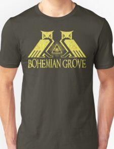 Bohemian Grove - Secret Society Unisex T-Shirt