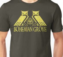 Bohemian Grove - Secret Society Unisex T-Shirt