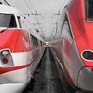 Eurorail by lukefarrugia