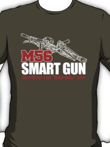 M56 Smartgun State of the Bad Ass Art T-Shirt