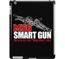M56 Smartgun State of the Bad Ass Art iPad Case/Skin