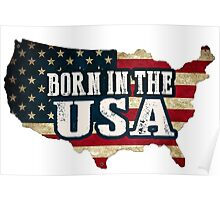Born in the Usa Poster