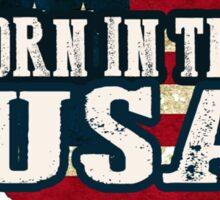 Born in the Usa Sticker