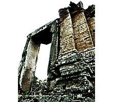 Temple Doorways @ Cambodia Photographic Print