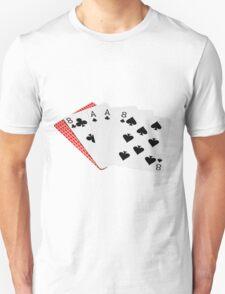 Poker Hands - Dead Man's Hand T-Shirt