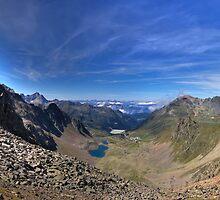 Land der Berge by Stefan Trenker