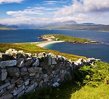 Loch Eriboll, Scottish Highlands, Scotland by David Lewins
