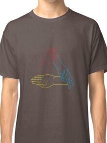 Paper Scissors Stone Classic T-Shirt